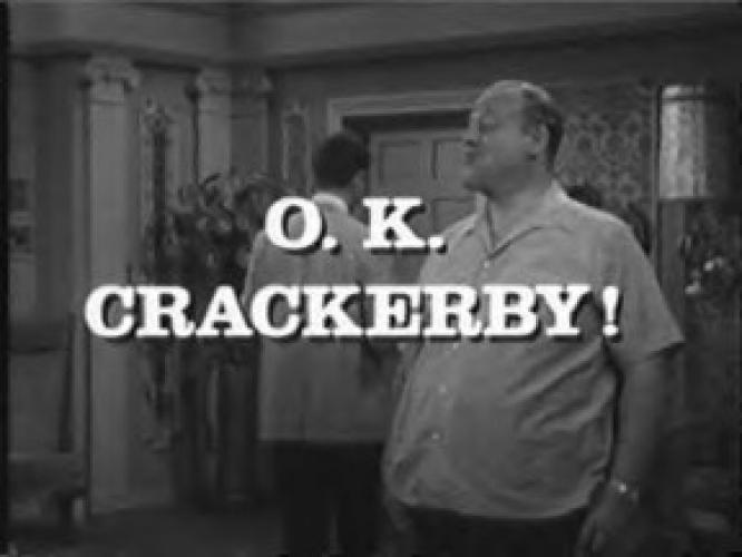 O.K. Crackerby next episode air date poster