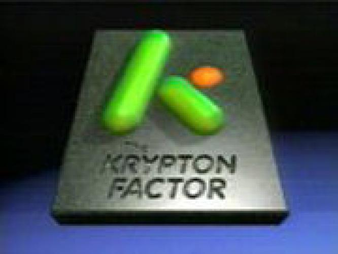 The Krypton Factor next episode air date poster